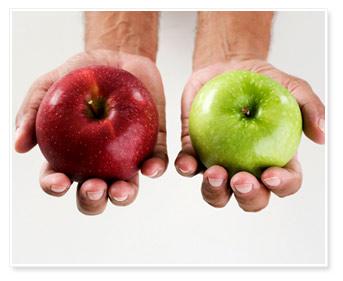 Saviez-vous que généralement, les gens se sentent mieux lorsqu'ils se comparent avec les plus mal lotis ?