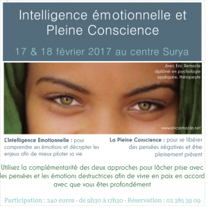 Intelligence émotionnelle & Pleine Conscience