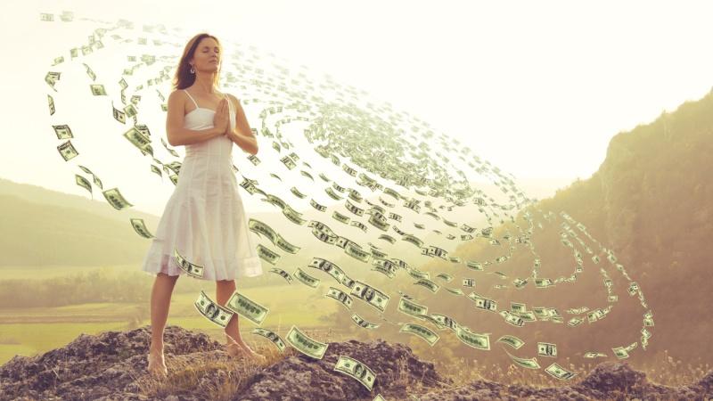Auto Hypnose 4 : abondance financière et loi d'attraction
