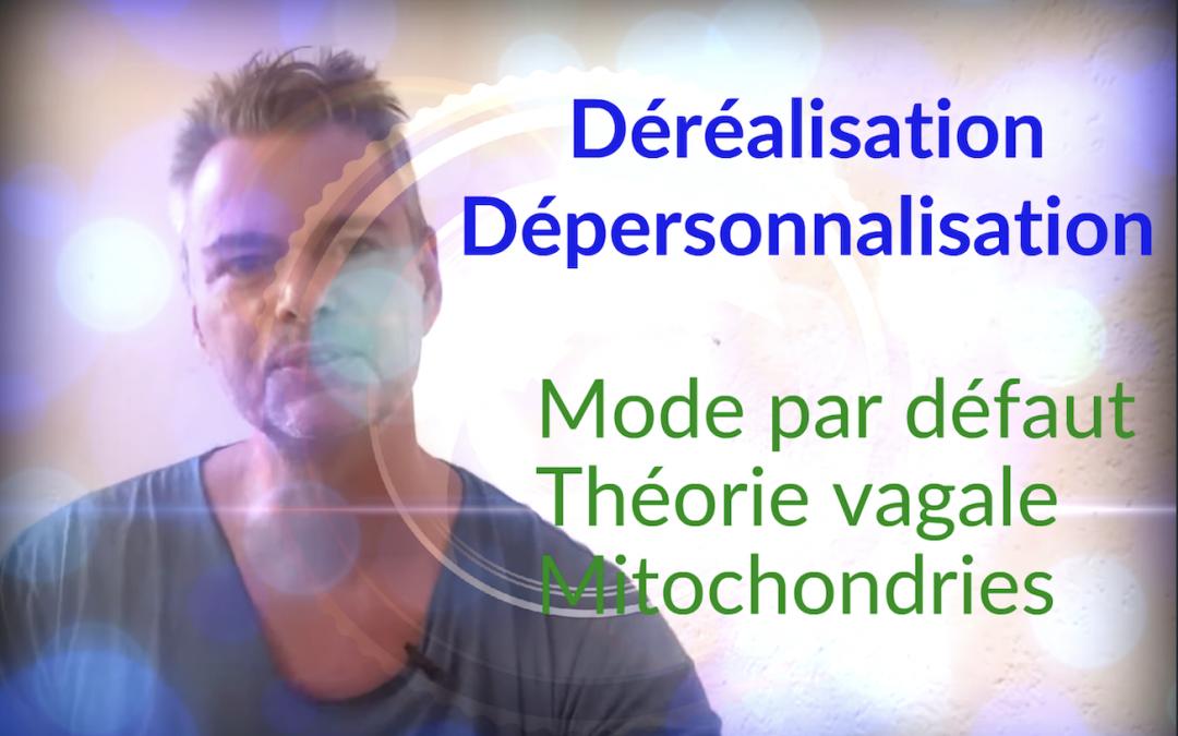 Déréalisation, dépersonnalisation, nouvelles données de compréhension