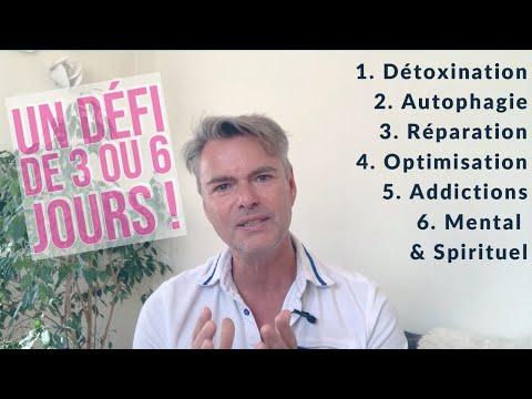 6 avantages du jeûne / Un défi de 3 ou 6 jours !