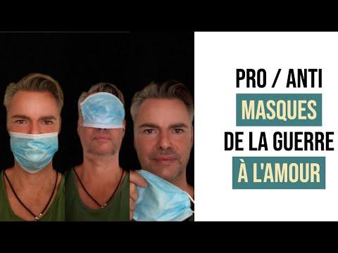 Pro / Anti Masques : de la guerre à l'opportunité d'amour