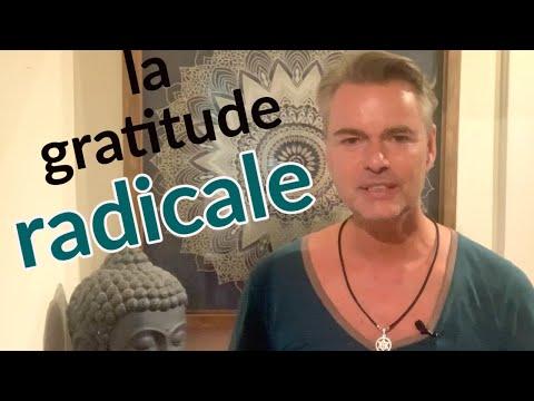 La gratitude est totale ou ne l'est pas ..!