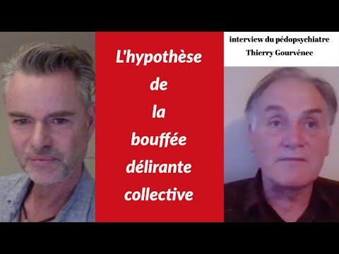 L'hypothèse de la bouffée délirante collective :  interview du pédopsychiatre Thierry Gourvénec