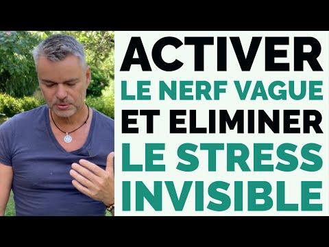 Activer le nerf vague pour éviter les stress invisibles