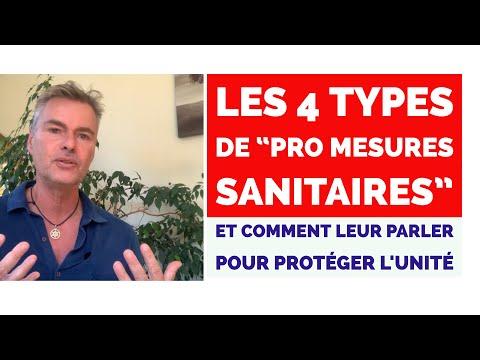 """Les 4 types de personnes """"pro mesures sanitaires"""" et comment leur parler pour protéger l'unité"""